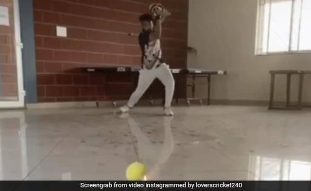 Watch viral video of This Cricket Trick Shot Will Blow Your Mind