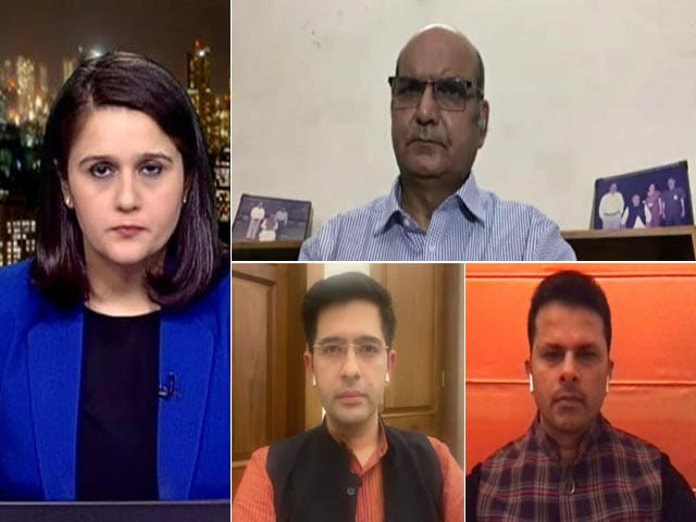 Video : Delhi Lt Governor Revokes Mandatory Quarantine Order