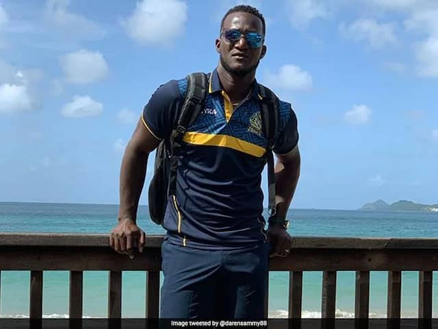 "Darren Sammy Says Degrading Words Not Acceptable As ""Banter"""