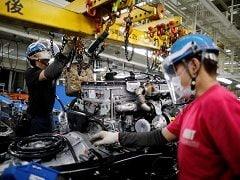 Japan's Factory, Retail Sectors Slump As Pandemic Hits Auto Sector