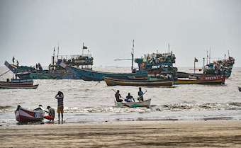 19,000 Moved To Safety In Maharashtra Hours Before Cyclone Landfall