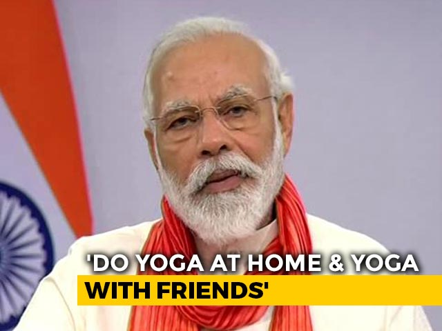 Video : <i>Pranayama</i> Can Help Boost Immunity Amid Pandemic: PM On Yoga Day