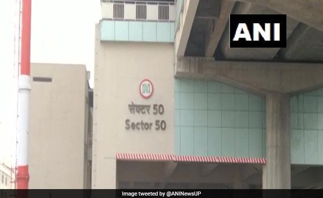 Noida Metro Station Dedicated To Transgenders Renamed As 'Rainbow Station'