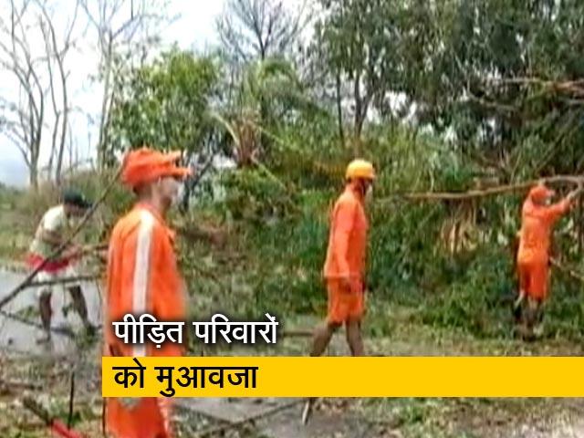 Videos : निसर्ग चक्रवाती तूफान ने ली 6 जानें
