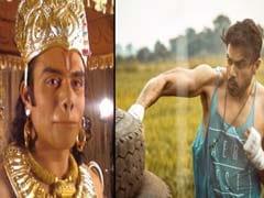 रामायण में हुनमान बनने के लिए 76 से 101 किलो किया वजन, प्रोड्यूसर ने यूं बनवाई बॉडी