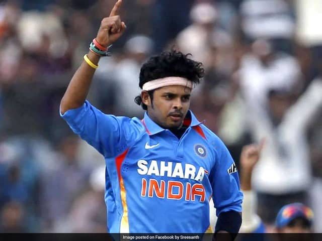 "S Sreesanth ""Raring To Go"" As Seven-Year Ban Nears End"