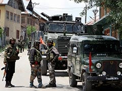 Soldier Killed In Encounter In J&K's Pulwama, Hizbul Commander Shot Dead