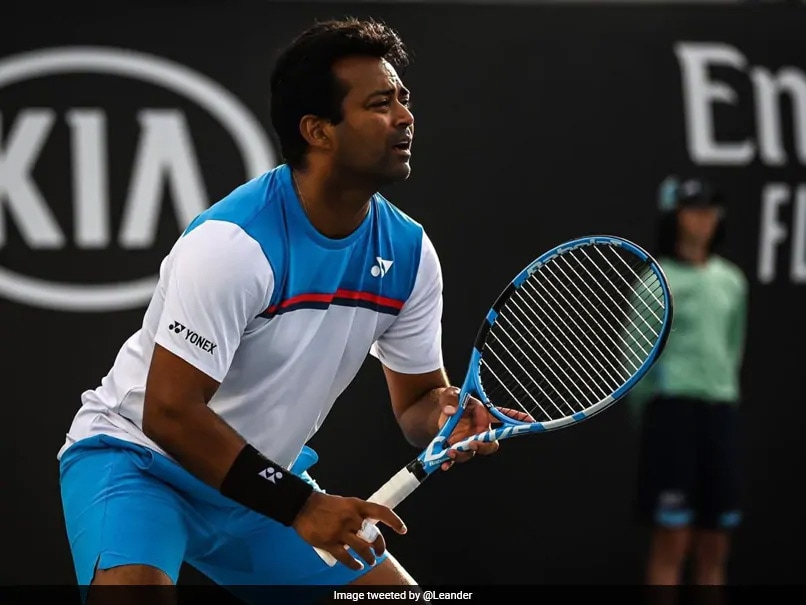 Leander Paes Ready To Unleash His New Version But Concerned About Fate Of Olympics