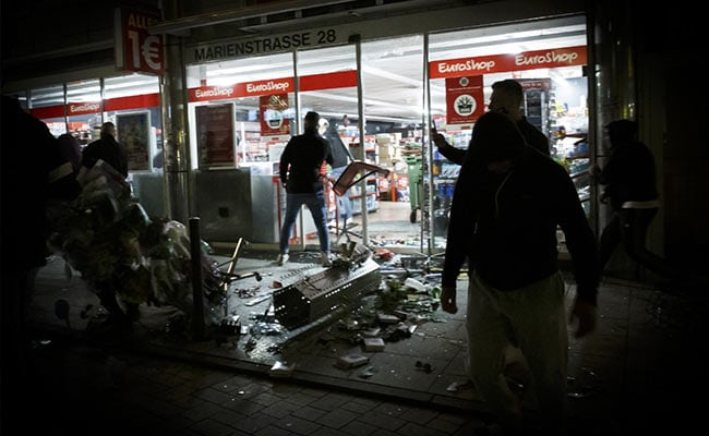 Hundreds Run Riot, Loot Shops In Germany's Stuttgart City: Police