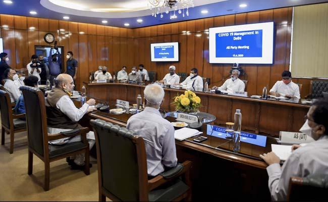 कोरोना वायरस से निपटने के लिए दिल्ली सरकार ने यूनिफाइड कमांड बनाई, डीएम हुए अधिकार संपन्न
