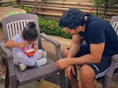 "Kunal Kemmu's Pic With His ""Personal Little Sunshine"" Inaaya Is Pure Love"