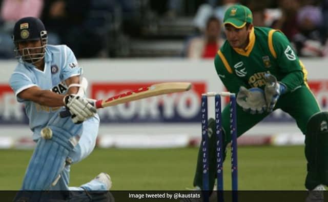 Most fours in ODI Cricket, Sachin Tendulkar is the only batsman to hit 2000 fours