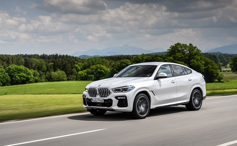 2020 BMW X6 SUV-coupe will be brought in as a CBU