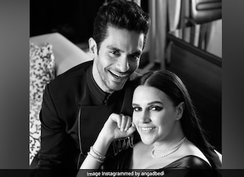Angad Bedi And Mom-To-Be Neha Dhupia Enjoy A Delish Protein Pasta; Guess The Chef