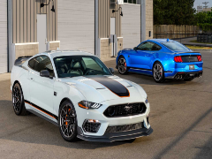 2021 Ford Mustang Mach 1 Unveiled