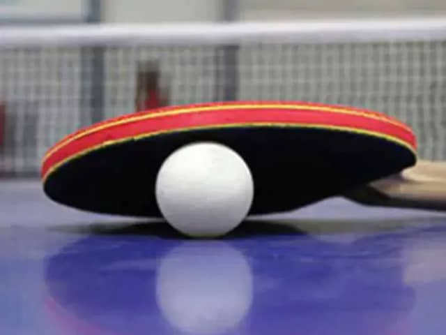 Indias Top Table Tennis Players Not Ready For Training Camp Before August
