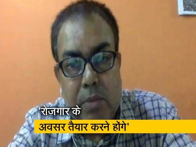 Videos : अरविंद सिंह ने कहा- सबसे पहले प्रवासियों के लिए रोजगार की व्यवस्था की जाए