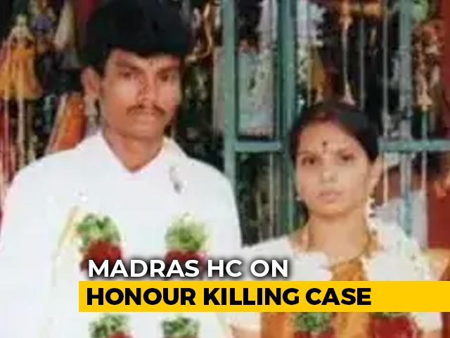 Video : Tamil Nadu Man, Sentenced To Death For Dalit Son-In-Law's Murder, Freed