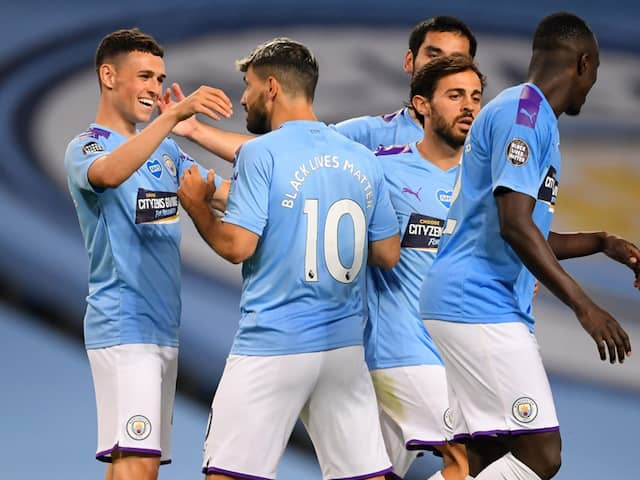 Premier League: Manchester City Make Winning Return After Joining Race Protest