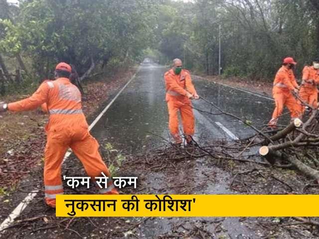 Video : महाराष्ट्र के गृहमंत्री अनिल देशमुख ने कहा, ''तटीय इलाकों में पुख्ता इंतजाम''