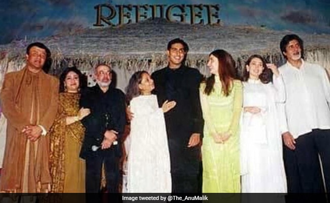 A Star-Studded Refugee Pic: Kareena Kapoor And Abhishek Bachchan With Amitabh Bachchan, Jaya Bachchan And Karisma Kapoor