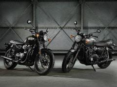 Triumph Bonneville T100 Black, T120 Black Launch Date Revealed