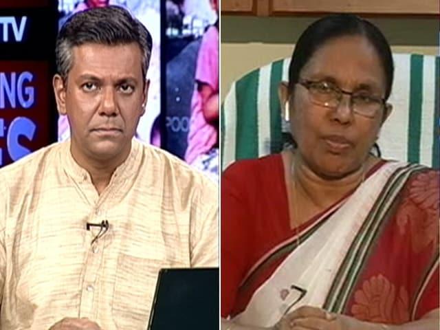 Video : 'Our Strategy Is Tracing, Testing, Quarantining,' Says Kerala's Health Minister KK Shailaja