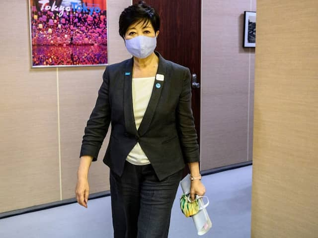Next Years Olympics Will Be Safe, Says Tokyo Governor