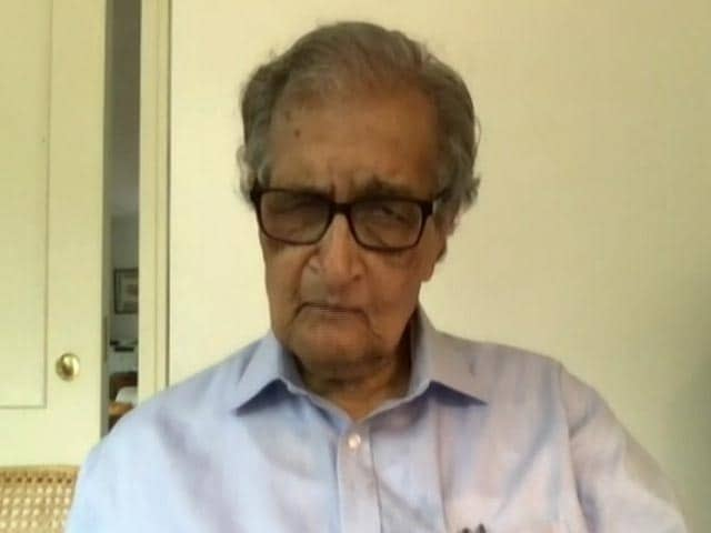 Video : Economist Amartya Sen Talks About Sufferings Caused By Cyclone Amphan