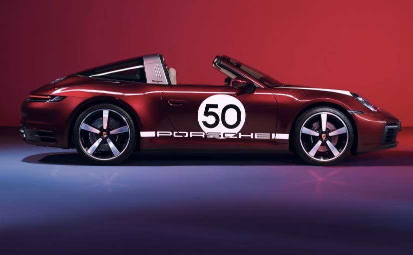 Gorgeous And Historic: The Porsche 911 Targa 4S Heritage Design Limited Edition