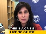 Video : Growth In India Over Two Years To Be Slightly Over 1%: IMF's Gita Gopinath
