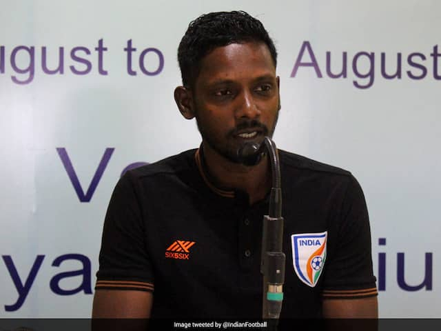 """India U-16 Football Coach Bibiano Fernandes Says """"Just A Matter Of Time"""" Before We Will Be Among Top 5 In Asia"""