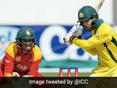 Australia Postpone Zimbabwe ODI Series In August