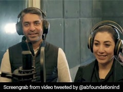 Abhinav Bindra Releases Theme Song For His Project To Help Refugee Athletes