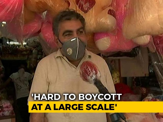 Video : Can Boycott Chinese Goods, But Need Indian Alternative: Traders