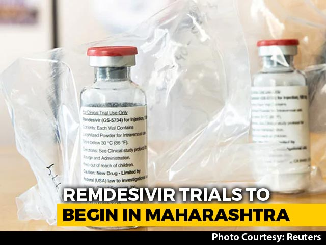 Video : Maharashtra To Get Anti-COVID Drug Remdesivir From Bangladesh For Trials