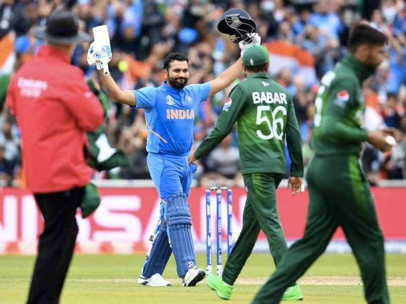 जब रोहित शर्मा का बरपा पाकिस्तान पर कहर, जमाया था धमाकेदार शतक, वर्ल्डकप में लगातार 7वीं बार मिली जीत- VIDEO