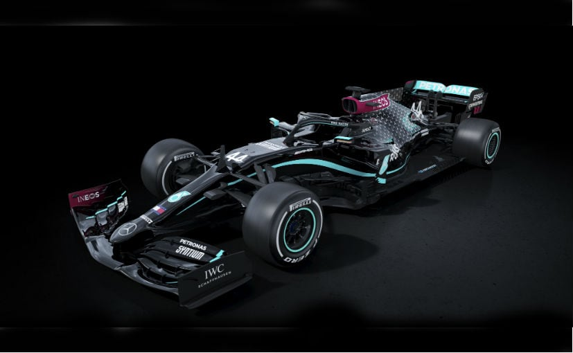 Mercedes-AMG F1 drivers Lewis Hamilton & Valtteri Bottas will also wear black overalls in 2020
