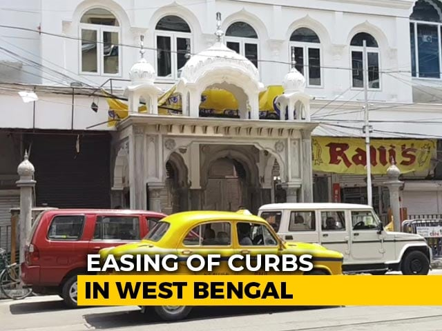 Video : Doors To Places Of Worship Open In Bengal, Slowly