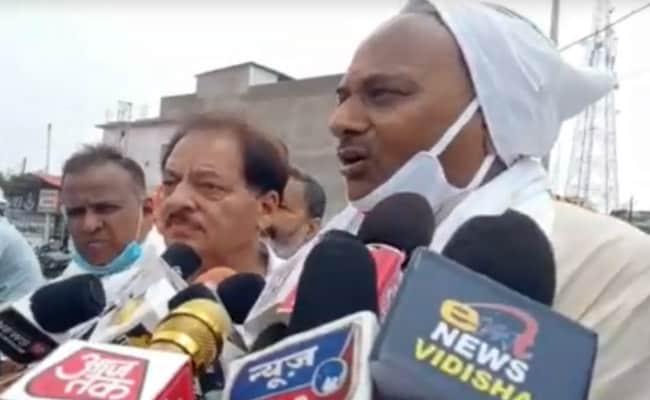 केंद्रीय मंत्री के खिलाफ कथित विवादित कमेंट मामले में MP के कांग्रेस MLA शशांक भार्गव पर FIR