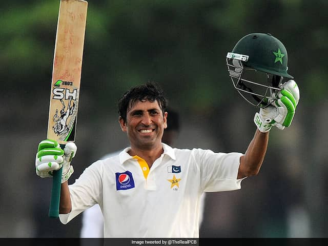 Younis Khan Becomes Pakistans Batting Coach For England Tour, Mushtaq Ahmed Roped In As Spin Bowling Coach