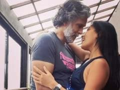 Can't Help Falling In Love With Milind Soman And Wife Ankita Dancing Together