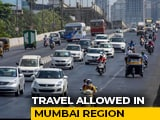 Video : Maharashtra Allows Inter-District Movement In Mumbai Metropolitan Region