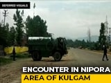 Video : Two Terrorists Killed In Encounter In Jammu And Kashmir