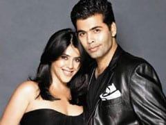 """We Have A Karmic Cosmic Connection"": Karan Johar's Birthday Wish For Ekta Kapoor Is All Sorts Of Goals"