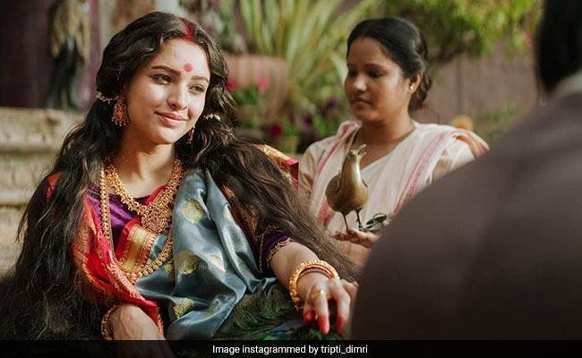 Bulbbul Star Tripti Dimri Reveals That 'Facing The Camera Terrified' Her Once