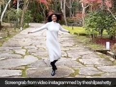 शिल्पा शेट्टी नेचर के बीच स्लो मोशन में झूमती आईं नजर, बोलीं- साल 2020 ने बहुत कुछ सिखाया, देखें Video