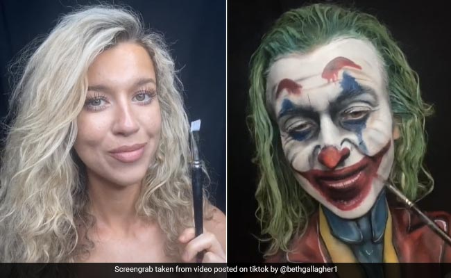 This Student Transforms Herself Into Celebs With Incredible Makeup Skills