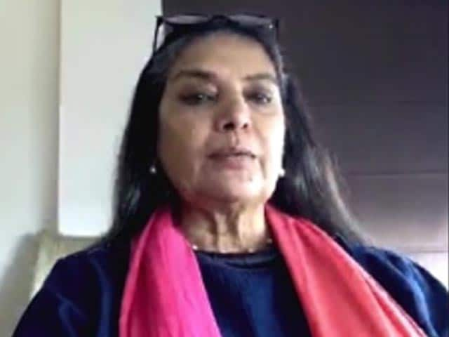 Video: Choked is Anurag Kashyap's Most Accessible Film: Shabana Azmi