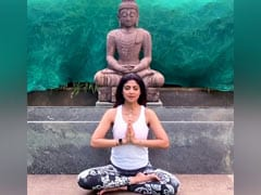 "International Yoga Day 2020: Shilpa Shetty Pledges To ""Be Drawn Towards A Better Existence"""